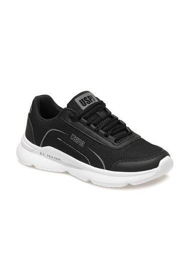 U.S. Polo Assn. Marula Wmn Kadın Sneaker Siyah